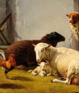 263-Moutons-dans-la-bergerie-oeuvre-de-Daniel-Trammer-2.png