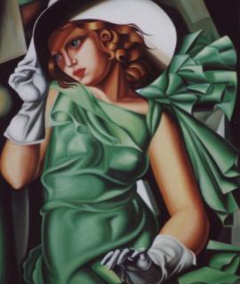 293-Femmes-en-robe-verte-oeuvre-de-Daniel-Trammer-2.png