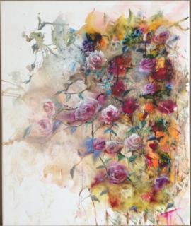 342-Le-ruissellement-des-roses-oeuvre-originale-de-Florence-Tyrant-2.png